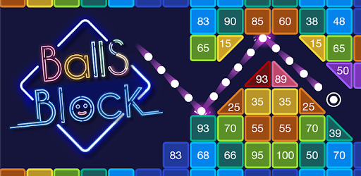 Bricks Breaker - Glow Balls