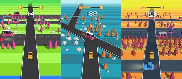 download-traffic-run-for-android