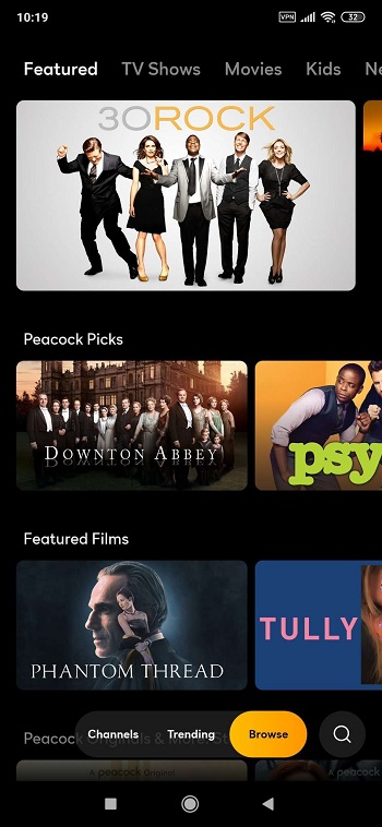 download-peacock-tv-for-android