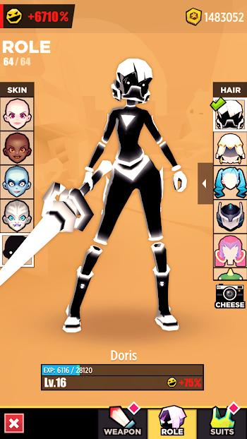 slash-and-girl-mod-apk