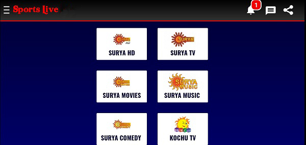 डाउनलोड- sports-live-for-android