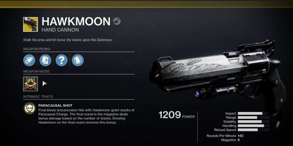 How To Get Hawkmoon
