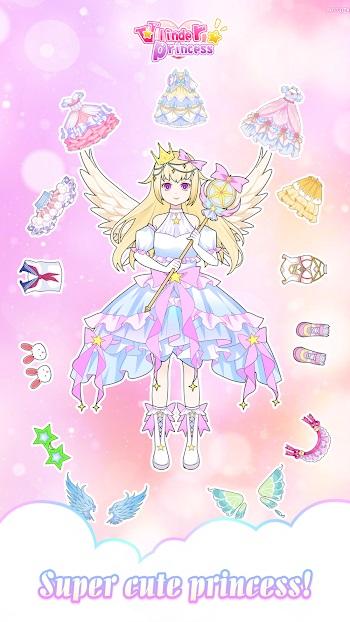 vlinder princess mod apk free download latest version